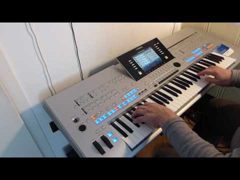 Till There Was You - The Beatles - Rod Stewart - (Meredith Willson) - Slow Fox - Yamaha Tyros 4