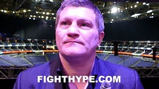 RICKY HATTON EXPLAINS HOW LUCAS BROWNE LIMELIGHT WAS STOLEN; EAGER TO GET IT BACK VS. DILLIAN WHYTE