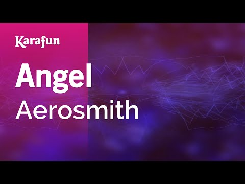 Karaoke Angel - Aerosmith *