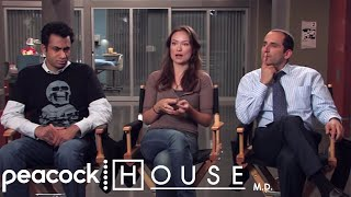 Video The Cast Discusses Their Favorite Episode | House M.D. download MP3, 3GP, MP4, WEBM, AVI, FLV November 2017