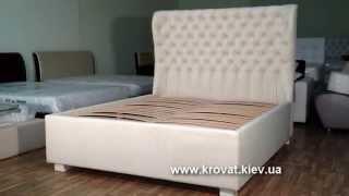 видео Кровати с высоким изголовьем