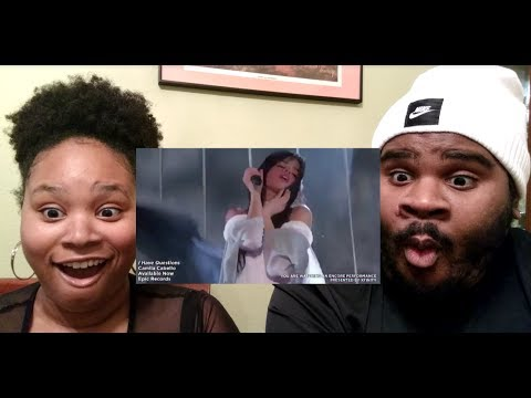 Camila Cabello - I Have Questions LIVE - REACTION