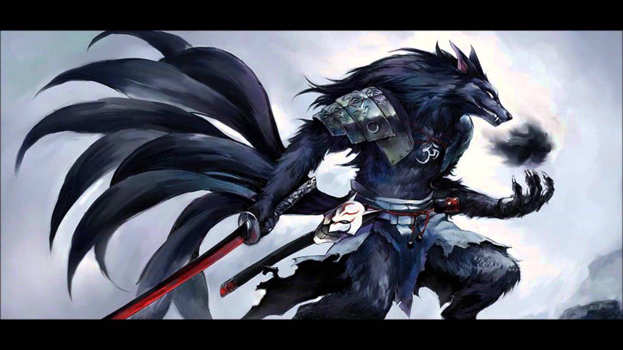 mitolog237a japonesa kitsunes los zorros misticos youtube