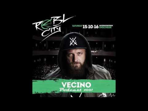 """Vecino Podcast-001 """"Rebl City - 15-10-2015 - Enschede."""