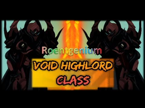 "Roentgenium of Nulgath | AQW - ""How to Get Void HighLord Class Fastest Way?"" 