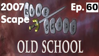 Oldschool Runescape - Slayer + Nightmare Zone Training! | 2007 Servers Progress Ep. 60
