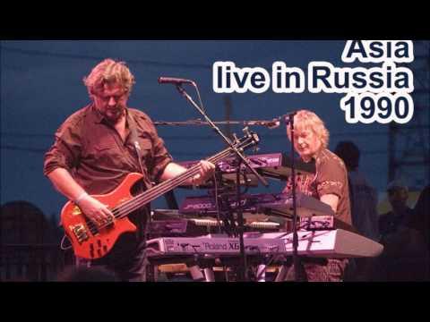 Asia   Live in Russia