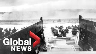 Queen Elizabeth, Trump, Trudeau and more speak at D-Day 75 Commemorative Event  | FULL