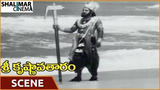 Video Sri Krishnavataram Movie || Prabhakar Reddy Wades Deep Into The Ocean || NTR || Shalimarcinema download MP3, 3GP, MP4, WEBM, AVI, FLV November 2017