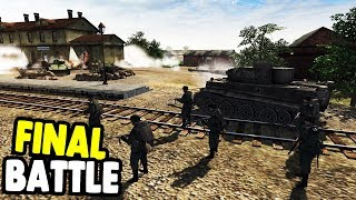 CRUSHING ENEMY DEFENSE LINE 1943 | Men of War: Assault Squad 2 Gameplay