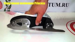 Обзор детских фигурных коньков Спортивная коллекция Princess / Review ice skates