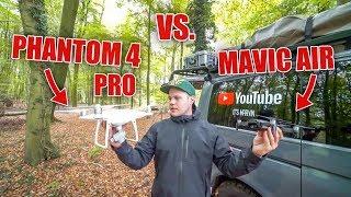 DJI Phantom 4 oder doch Mavic Air ? | ItsMarvin