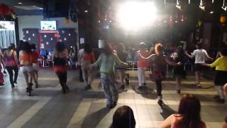 Dreaming Of Yunan Line Dance S.A.P.U Jamming 19/1/2014