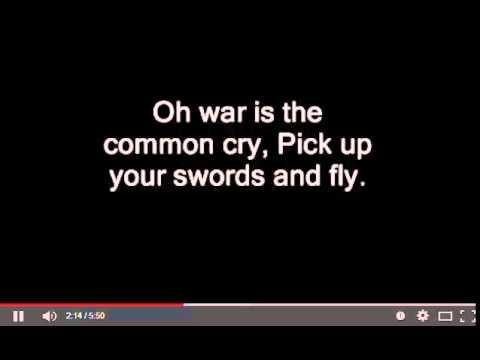 Karaoke Led Zeppelin Battle of Evermore