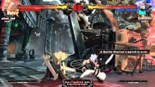 Guilty Gear Xrd -SIGN- First Online Match ! (Anal Rape)