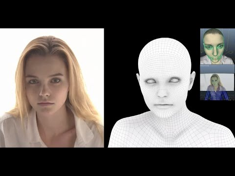 Digital Human R&D by Dexter Studios (Photorealistic 3D Model, Facial Rigs and Animation)