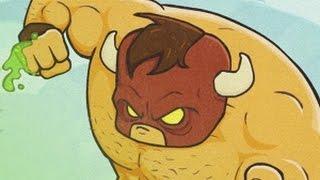 ¡¡ HACIENDO EXPLOTAR A OSITOS DE GOMA ¡¡ burrito bison revence