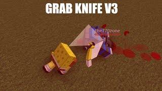 ROBLOX SCRIPT SHOWCASE: Afferrare Il coltello V3