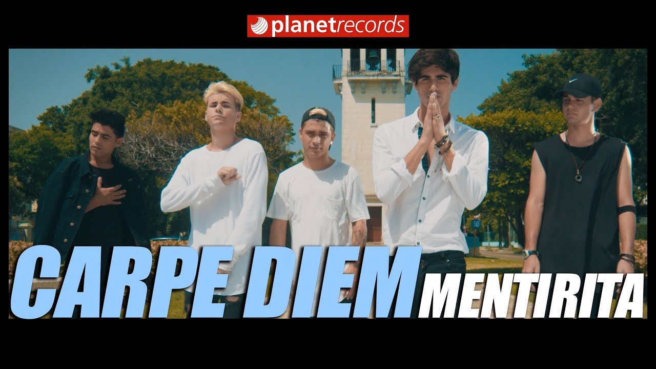 CARPE DIEM - Mentirita (Official Video by Helier Muñoz) Latin Pop Cubaton Reggaeton 2018