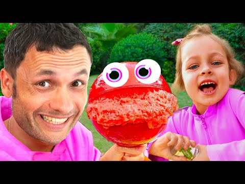 Kids Song about slime by Maya and Mary
