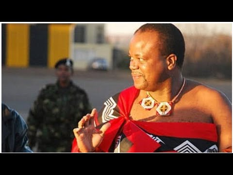 Swaziland monarch proclaims his nation will be henceforth known as eSwatini