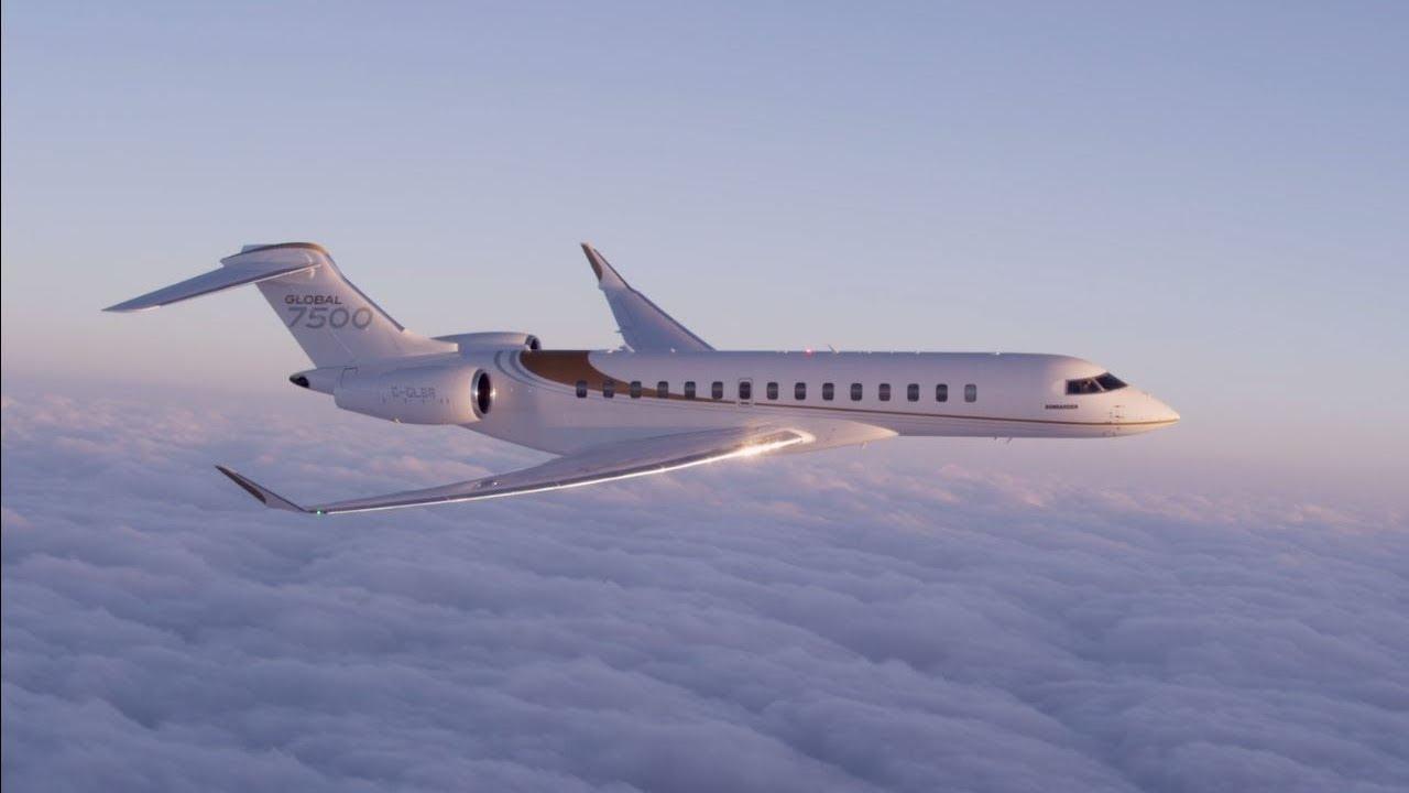 Image result for Global 7500 Business Jet