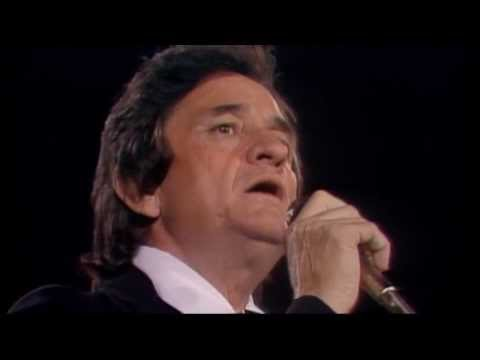 Johnny Cash - 'Why Me Lord'