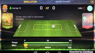 Fifa 15 Android trading method and quick sim