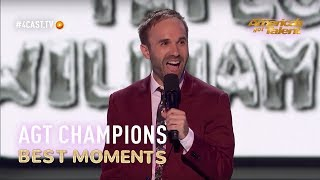 Taylor Williamson: The hilarious Season 8 runner up returns with funny takes on his life after AGT!