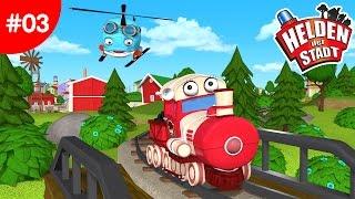 Die Helden der Stadt - EP03 Das Zug Abenteuer