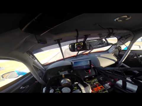Audi R8 LMS onboard at Sebring with Dion von Moltke