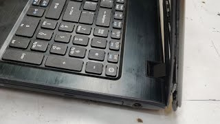 Acer Aspire E5-575 Body Repair. How To Disassemble Acer Laptop