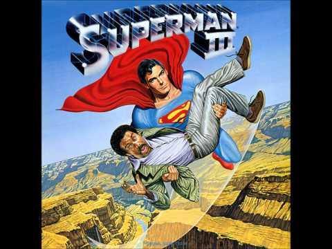 Superman III Soundtrack - Love Theme - Giorgio Moroder