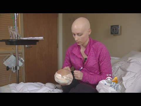 Young Cancer Patient Has Amputation To Save Her Life