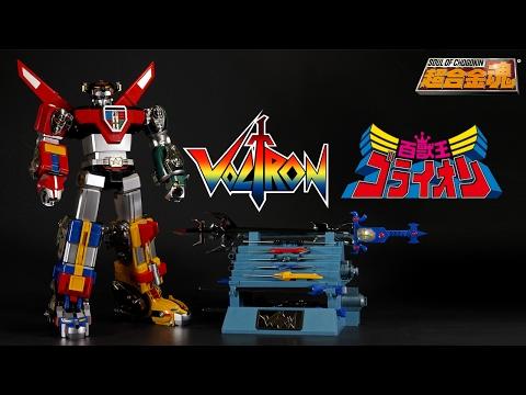 Bandai GX-71 Soul of Chogokin Voltron Golion diecast robot figure