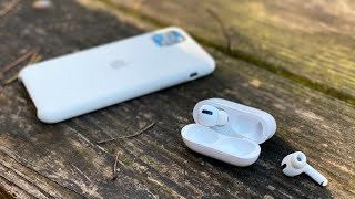 AirPods Pro Review - Conveniently the Best for iPhone