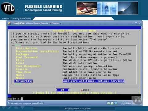 FreeBSD - Configuring Network Interfaces