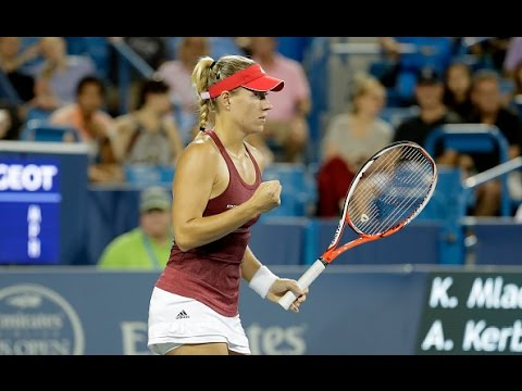 2016 Western & Southern Open Day 3 WTA Highlights
