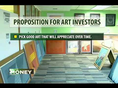 ANC On The Money: Investing in Art