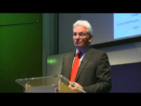 Dr Nasser Saidi- 'Whither the Arab Firestorm?' - Warwick Economics Summit 2014