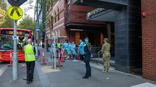 Review of Victoria hotel quarantine report finds overwhelming evidence to prosecute