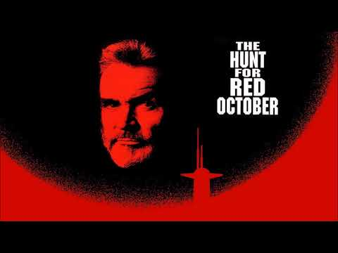 The Hunt For Red October ultimate soundtrack suite by Basil Poledouris