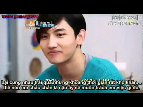 [Vietsub] Full Ep 21 Joo Byung Jin Talk Concert with Super Junior, DBSK - P2