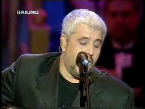 Pino daniele amore senza fine live by sgock youtube for Amore senza fine