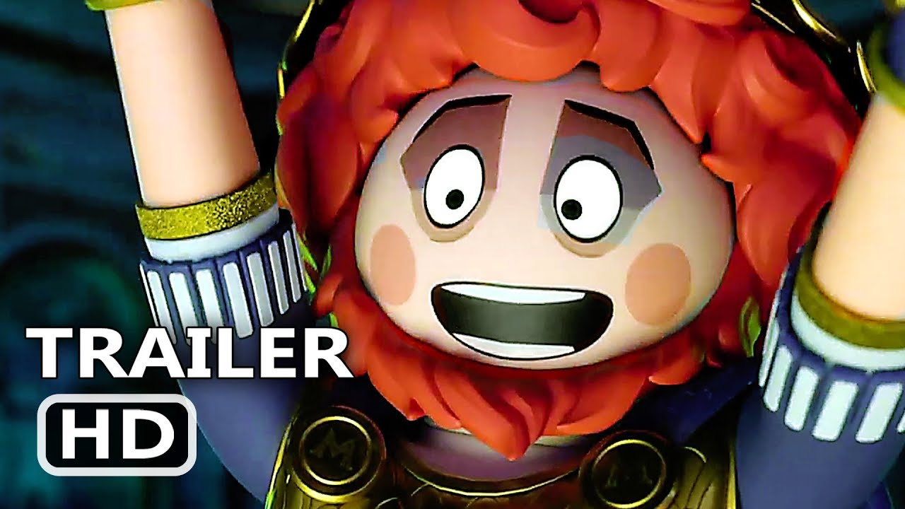 PLAYMOBIL THE MOVIE Trailer # 2 (NEW 2019) Animation Movie HD