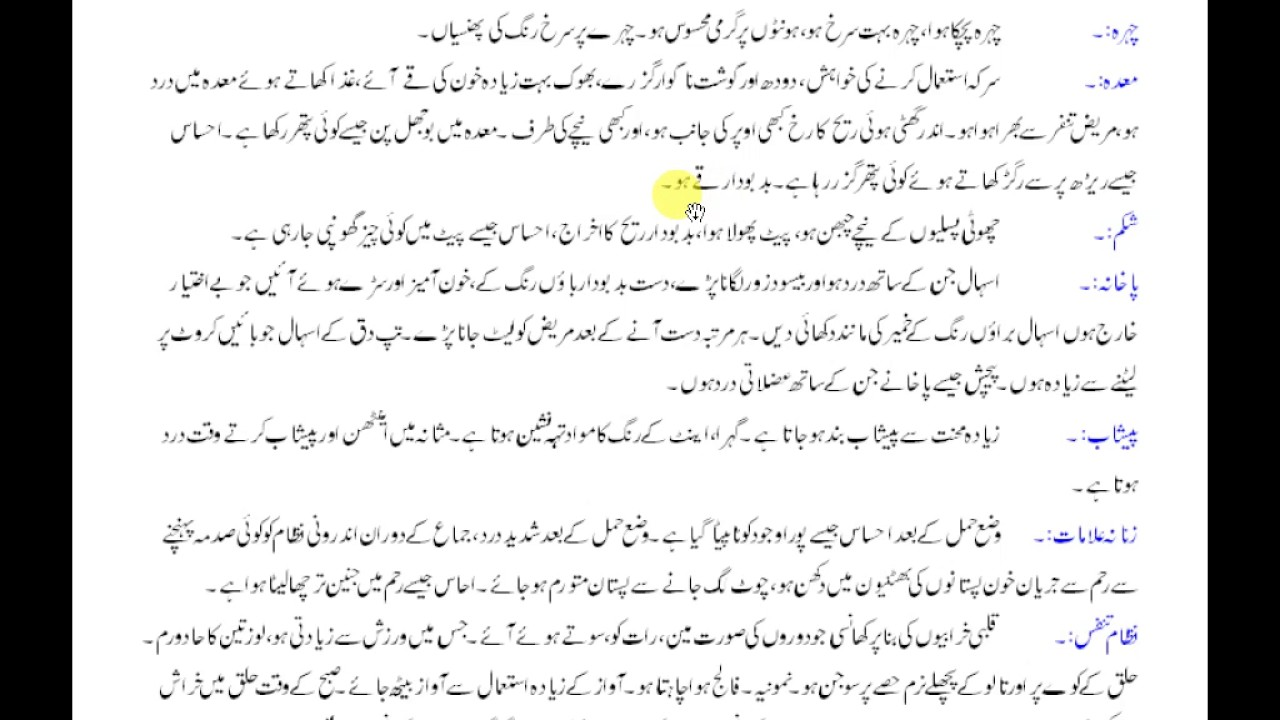 Homeopathic materia medica in urdu free download