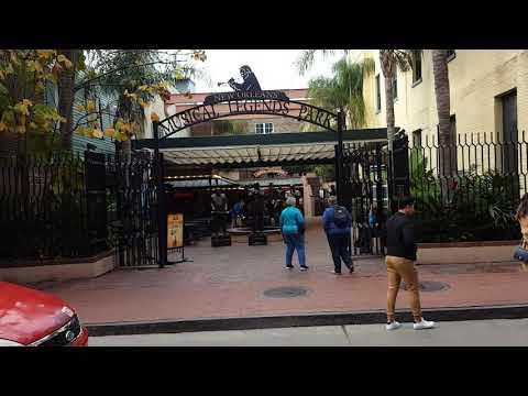 Musical legends park Bourbon street