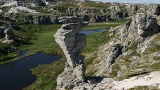 7 чудес НАО: Каменный город на реке Белая