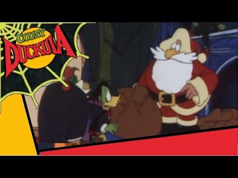 A Christmas Quacker | Count Duckula Full Episode | Children's Cartoons