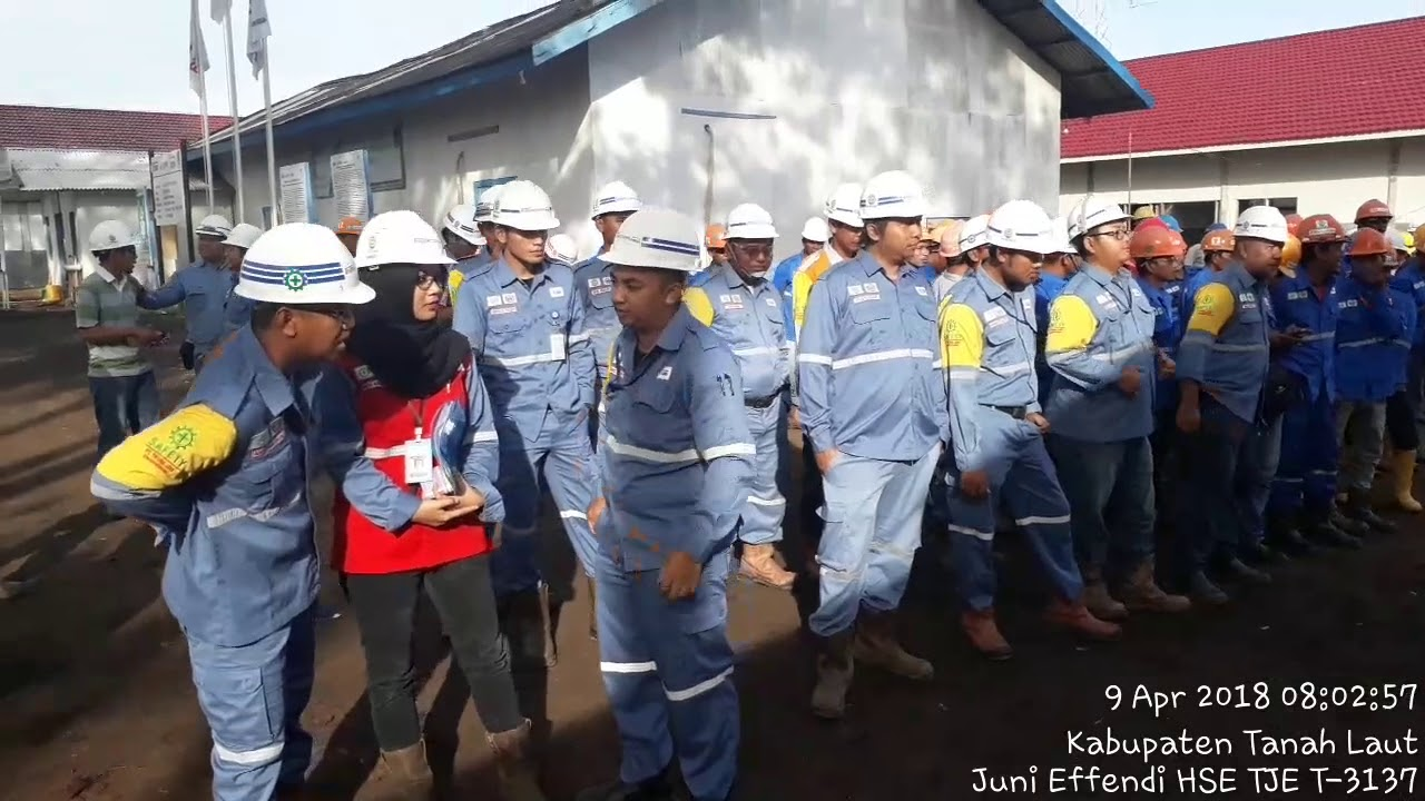 Hut Pt Truba Jaya Engineering Yang Ke 42 Cfspp 2x1oo Mw Asam Asam Youtube